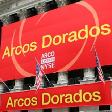 Arcos Dorados NYSE