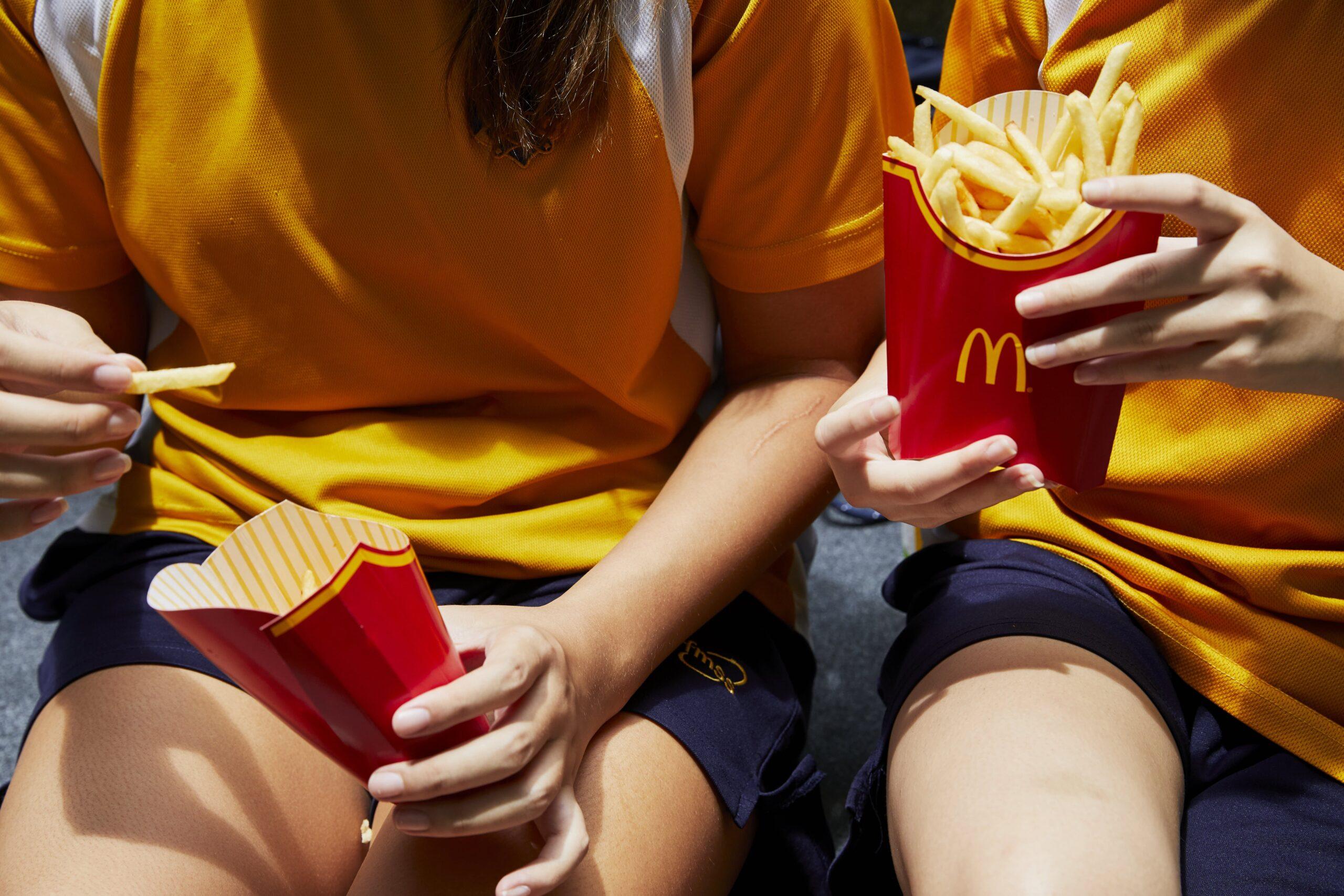 En el Día Mundial de las Papas Fritas, McDonald's revela 10 secretos sobre sus famosas papas