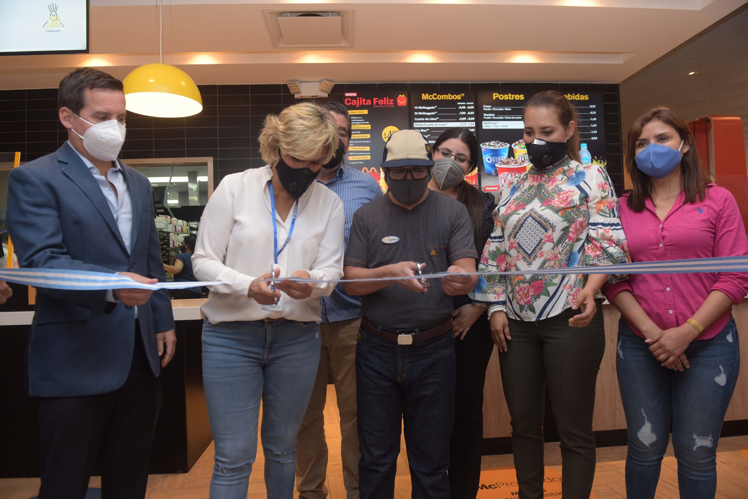 [Ecuador] McDonald's renueva restaurante durante la pandemia y continúa apostando en el país