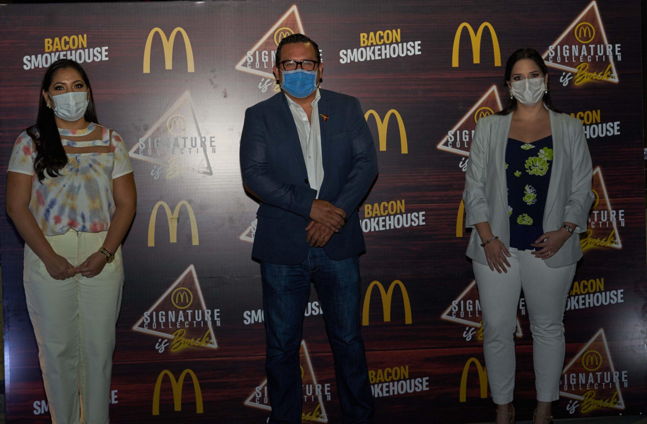 [Ecuador] Signature Bacon Smokehouse vuelve al menú de McDonald's a pedido de sus clientes
