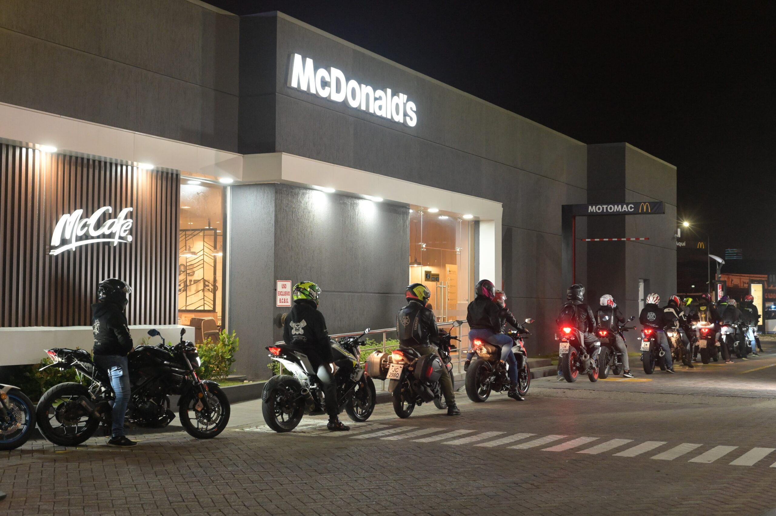 [Ecuador] McDonald's se adapta a las nuevas formas de movilidad y transforma su tradicional Automac