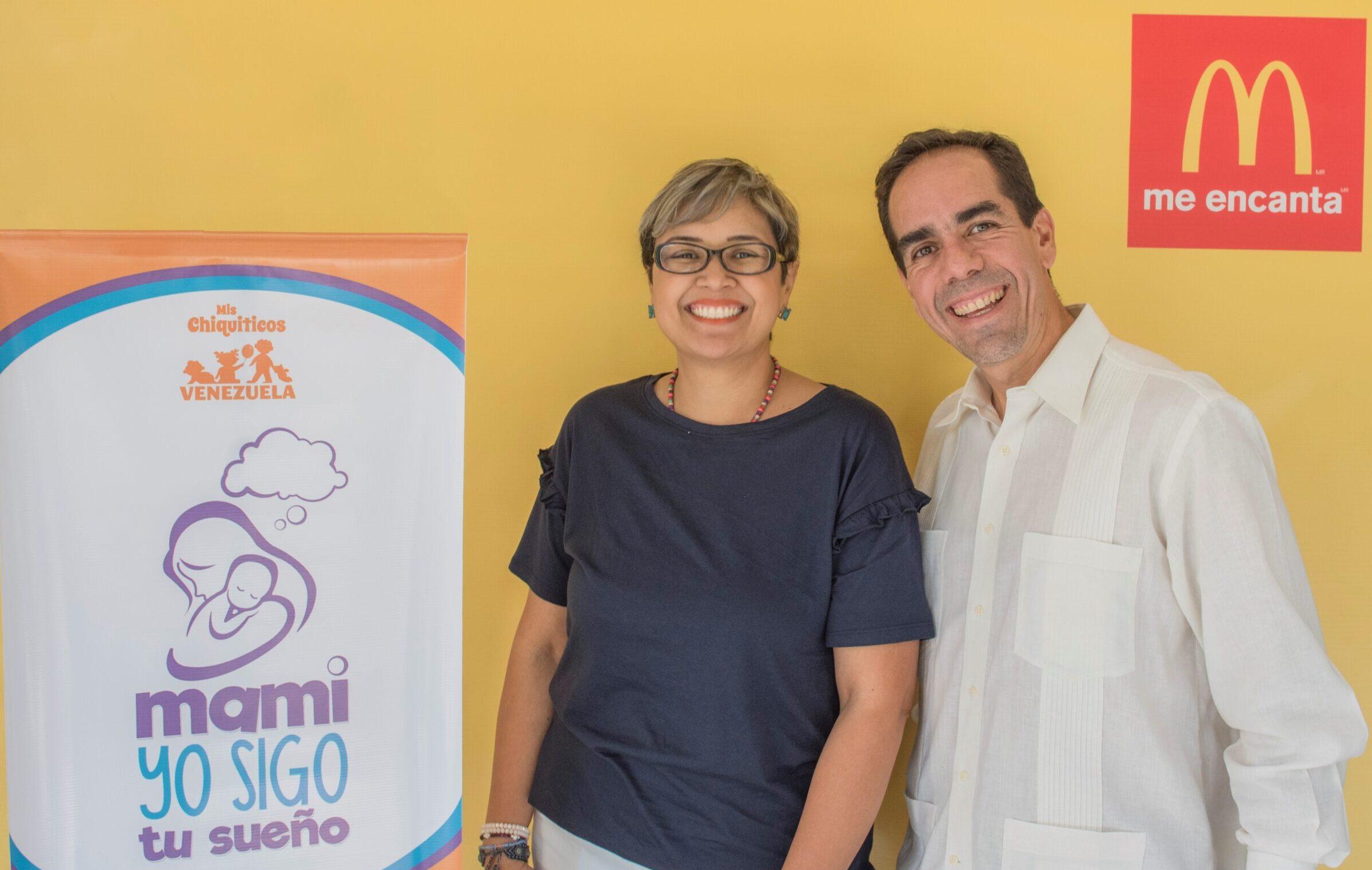 [Venezuela] McDonald's inicia 3er ciclo de charlas sobre orientación familiar