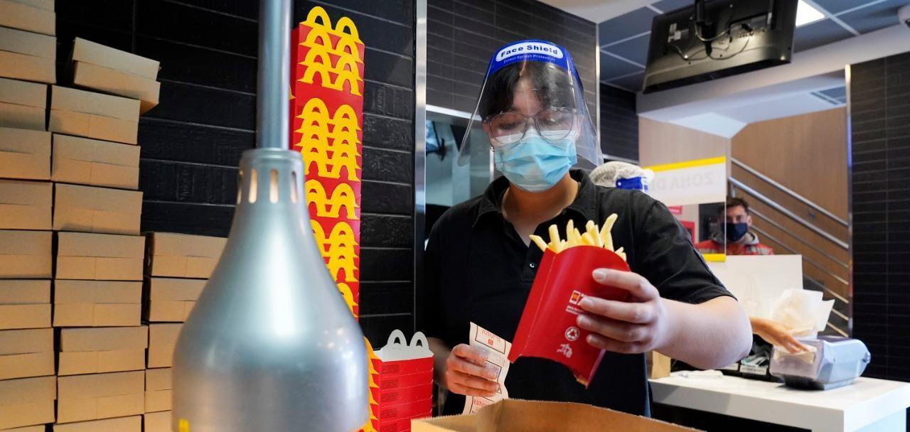 [Chile] McDonald's reinaugura su restaurant en la ciudad de Valdivia