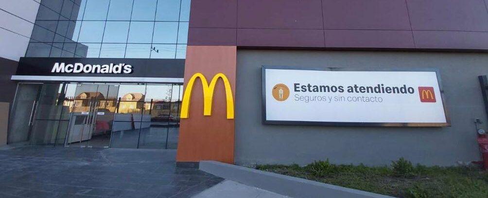 [Chile] McDonald's continúa con su plan de expansión y modernización abriendo su restaurant número 88 en Chile