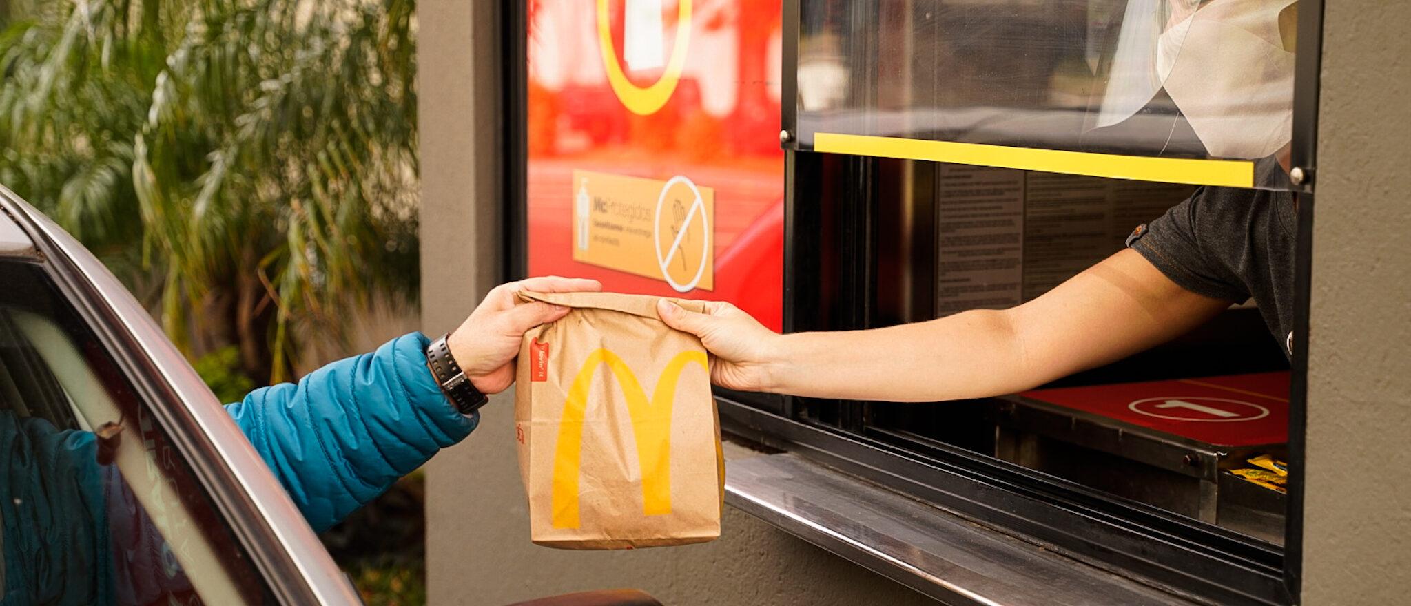 [Argentina] McDonald's adapta su operación a las nuevas restricciones en AMBA y presenta una opción de delivery propio desde su App