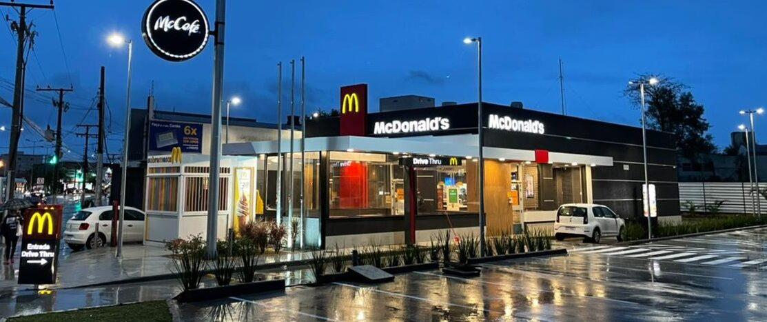 [Brasil] McDonald's abre primeiro restaurante em Alvorada