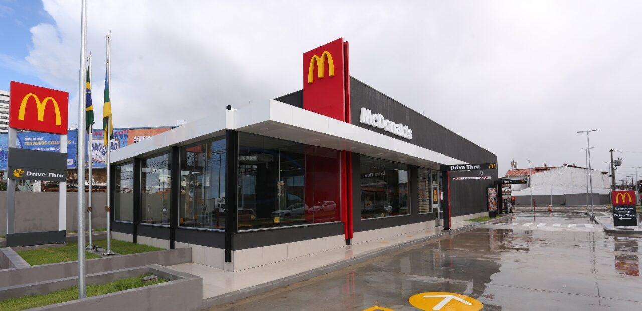 [Brasil] McDonald's inaugura mais uma unidade em Aracaju