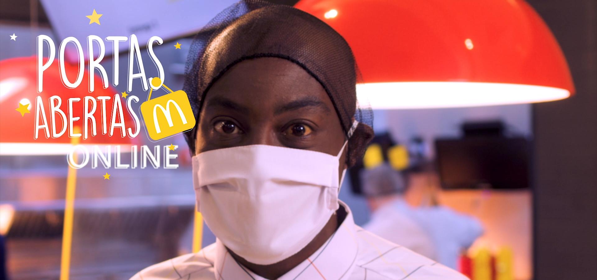 [Brasil] Novidade em Dose Dupla: McDonald's apresenta novo vídeo com Phellyx e inova em tour virtual pelo restaurante