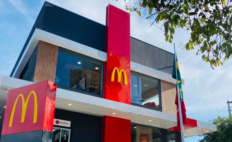 [Brasil] McDonald's inaugura mais uma unidade em São Paulo