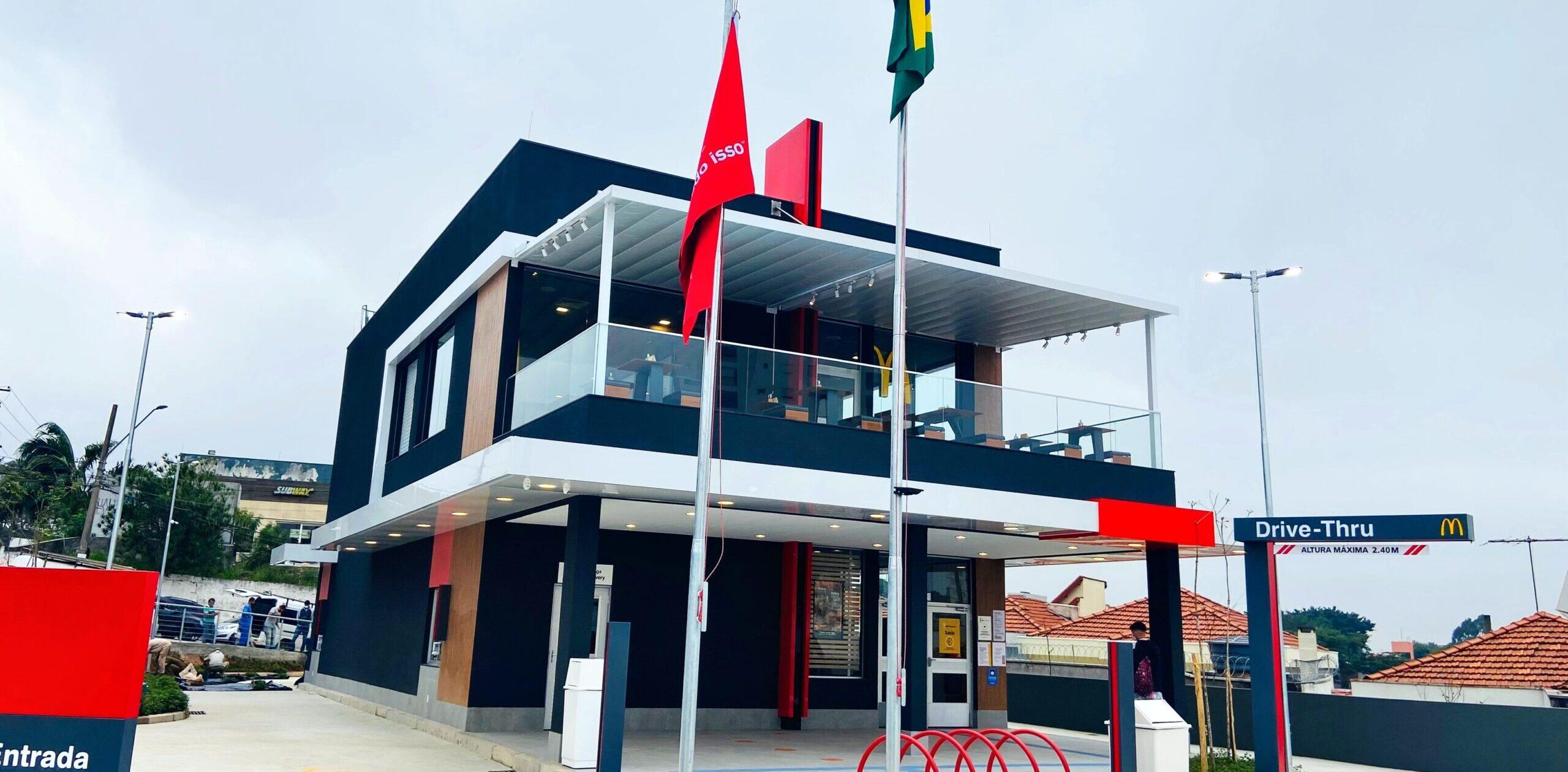 [Brasil] McDonald's inaugura mais uma unidade na Zona Leste  de São Paulo