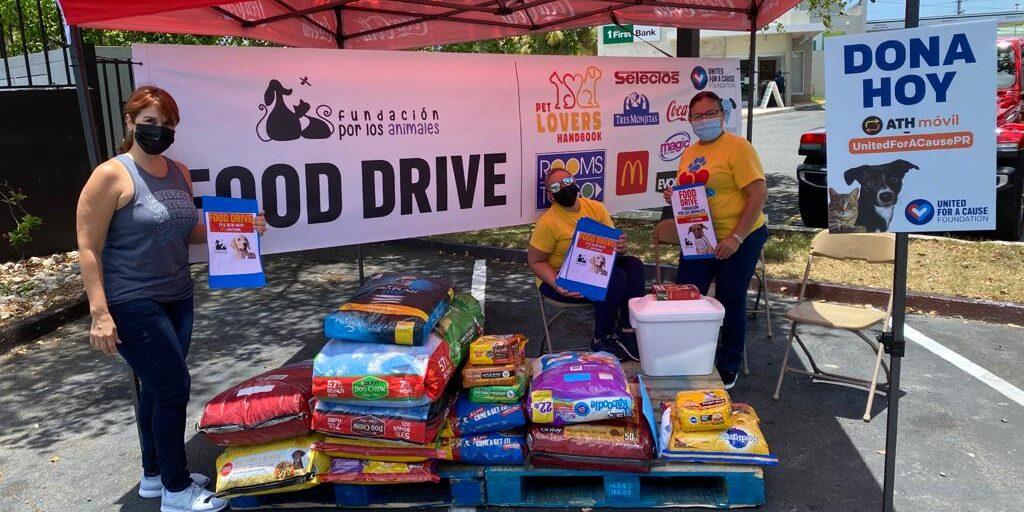[Puerto Rico]  McDonald's se une a United for a Cause Foundation para recogido masivo de comida para animales necesitados