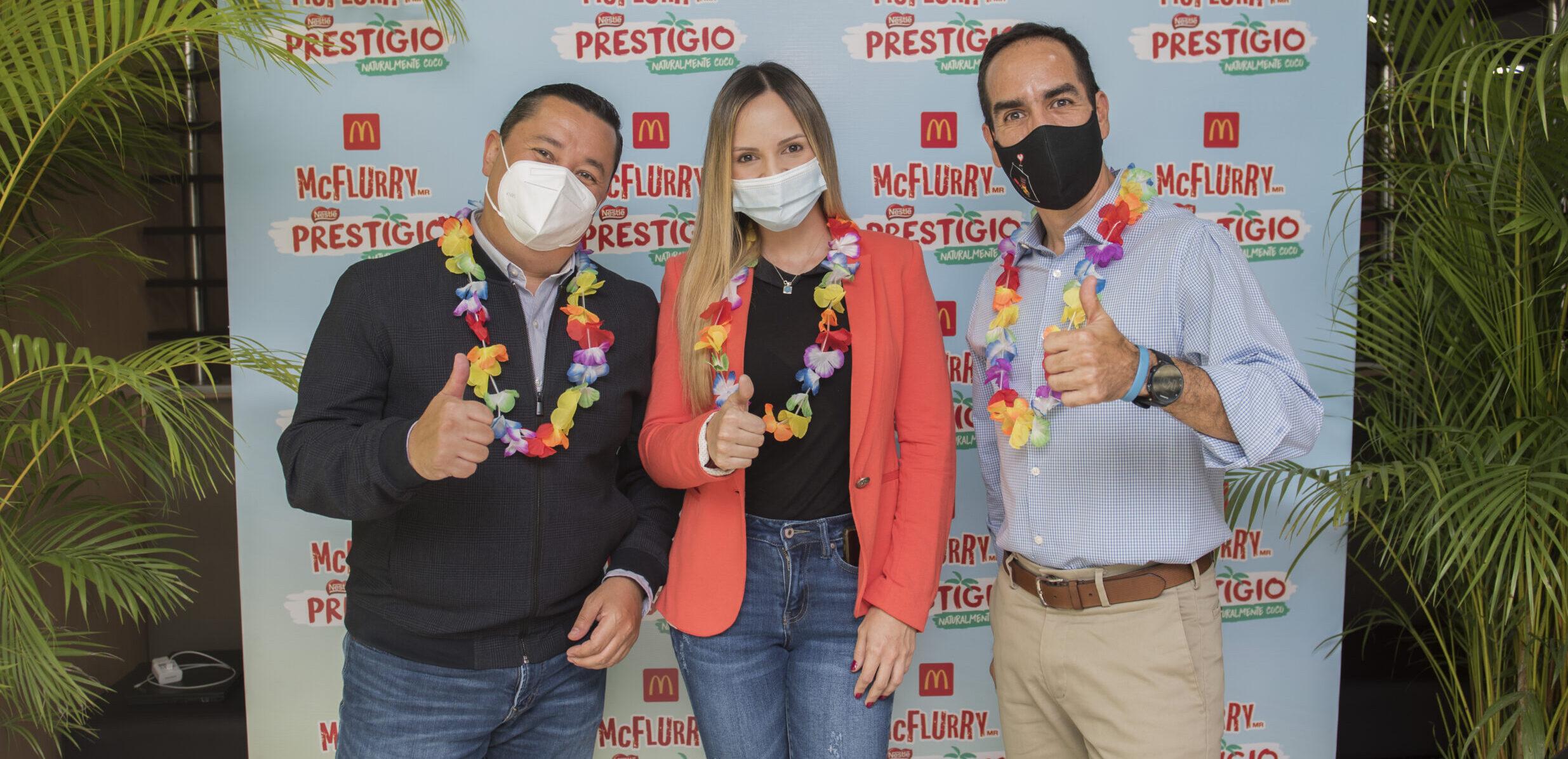 [Venezuela] McFlurry Prestigio llenó de sabor a Venezuela