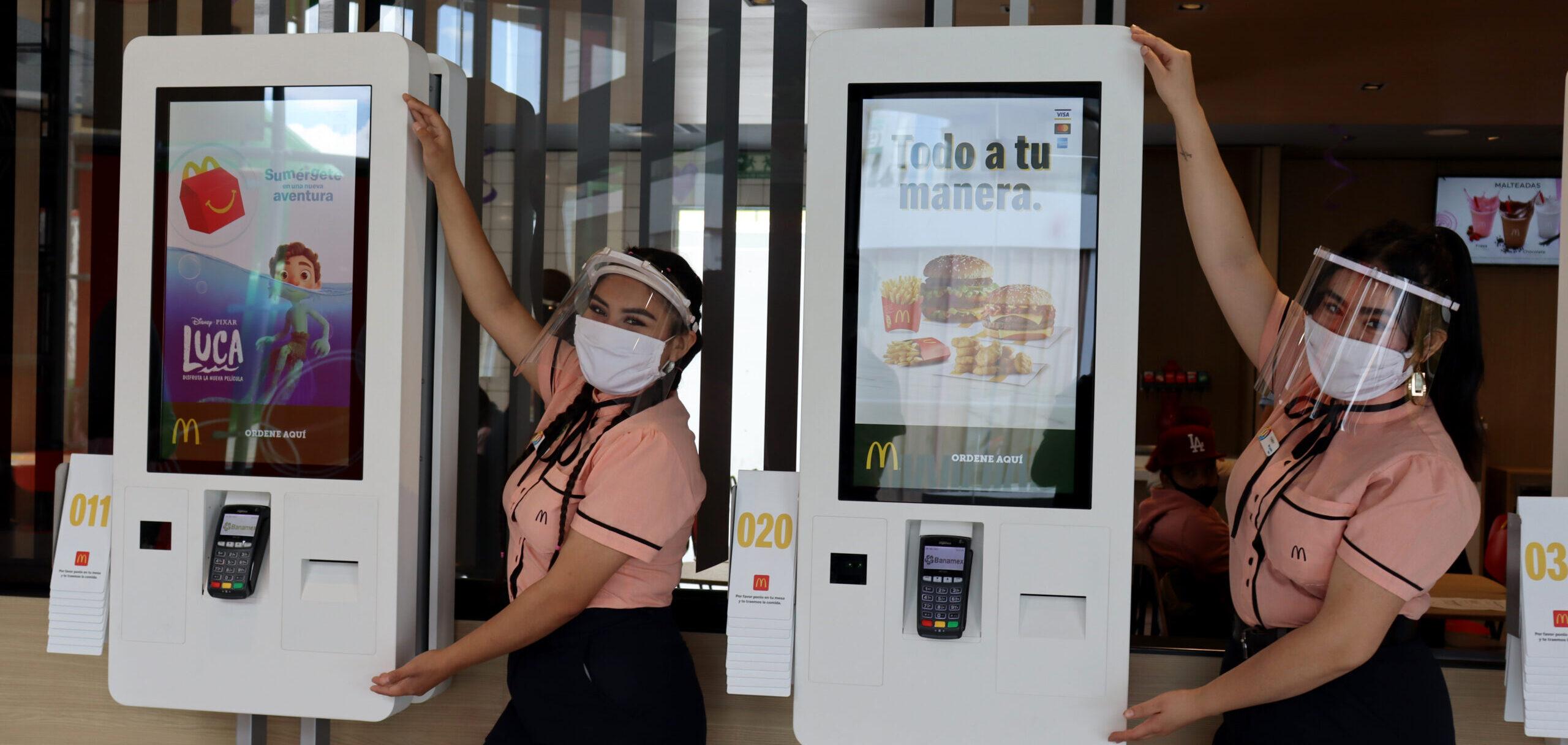 [México] Arcos Dorados presenta la revolución y transformación digital en los restaurantes McDonald's en México