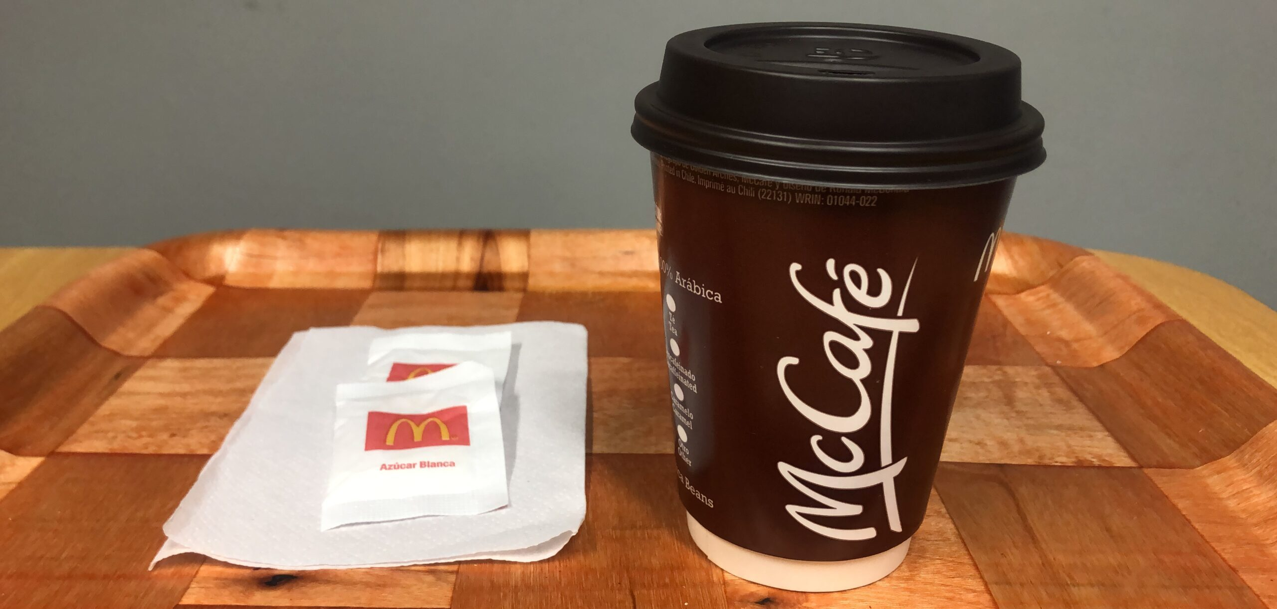 [Perú] McDonald's celebra el Día del Café Peruano con la certificación de Rainforest Alliance