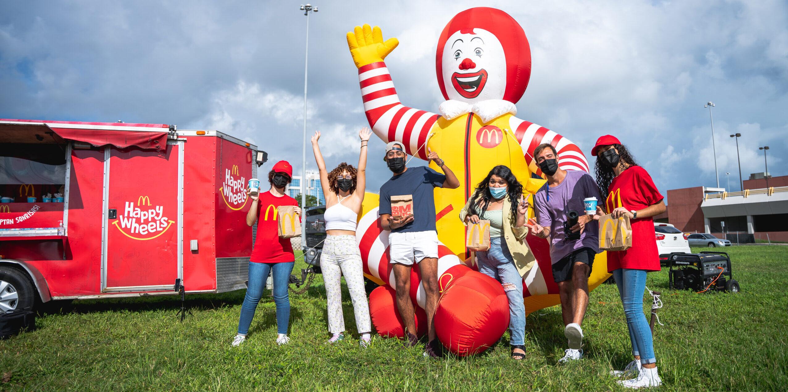 [Puerto Rico] McDonald's duplica el sabor de sus clásicos McGriddle® con el nuevo          McGriddle® Doble