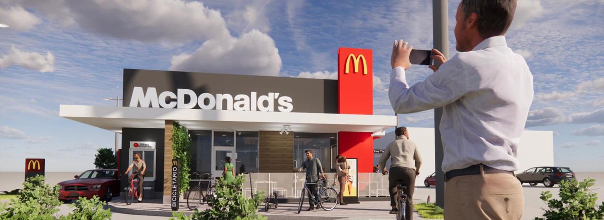 Arcos Dorados anuncia que, a partir de este año, todos sus restaurantes serán sustentables