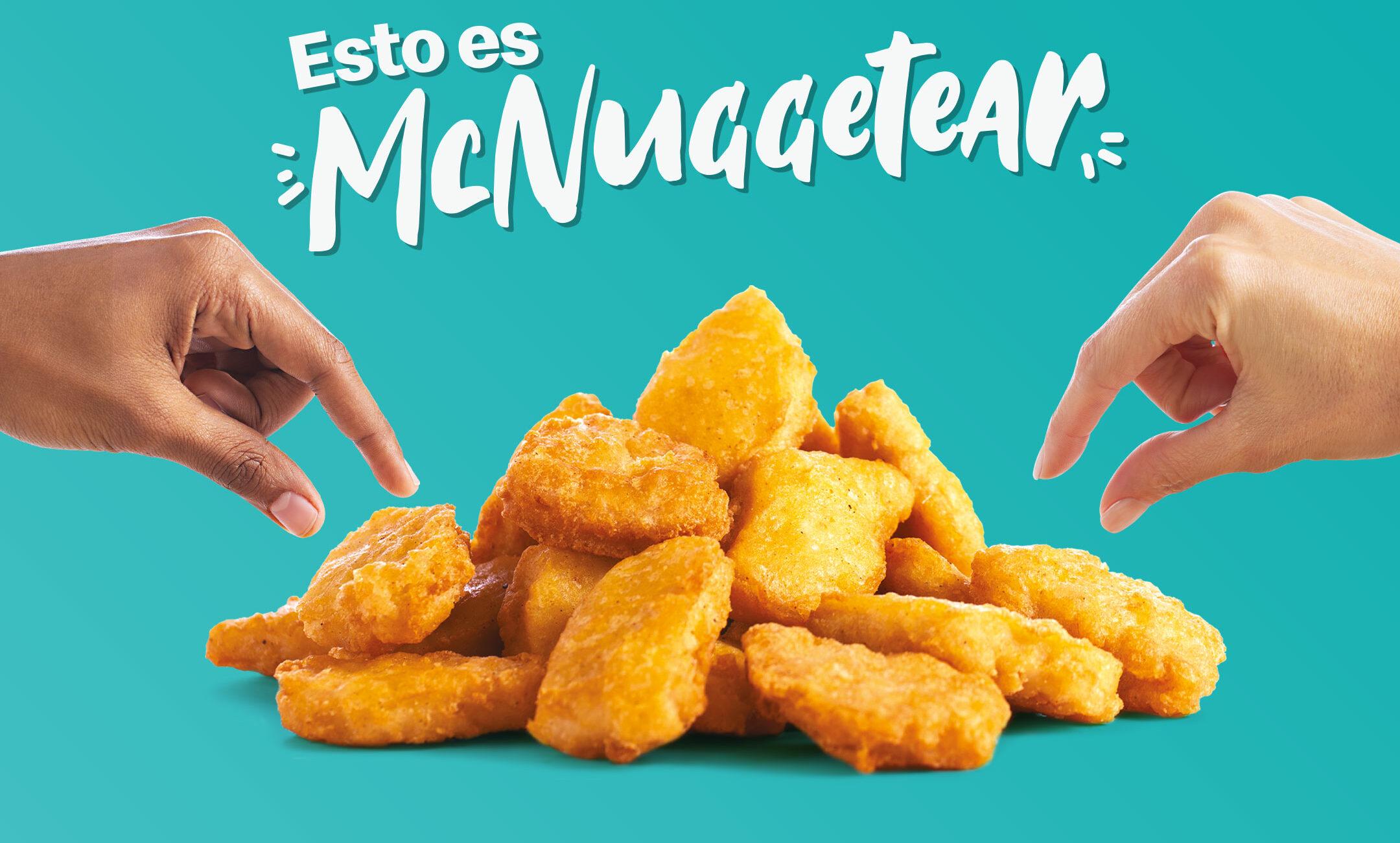 [Venezuela] McDonald's y Yummy lanzan Pollo McCrispy