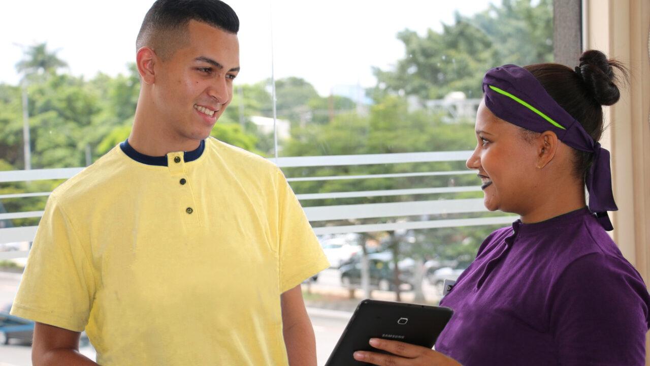 Más de 15.000 jóvenes de América Latina y el Caribe ya participaron de las capacitaciones de Arcos Dorados