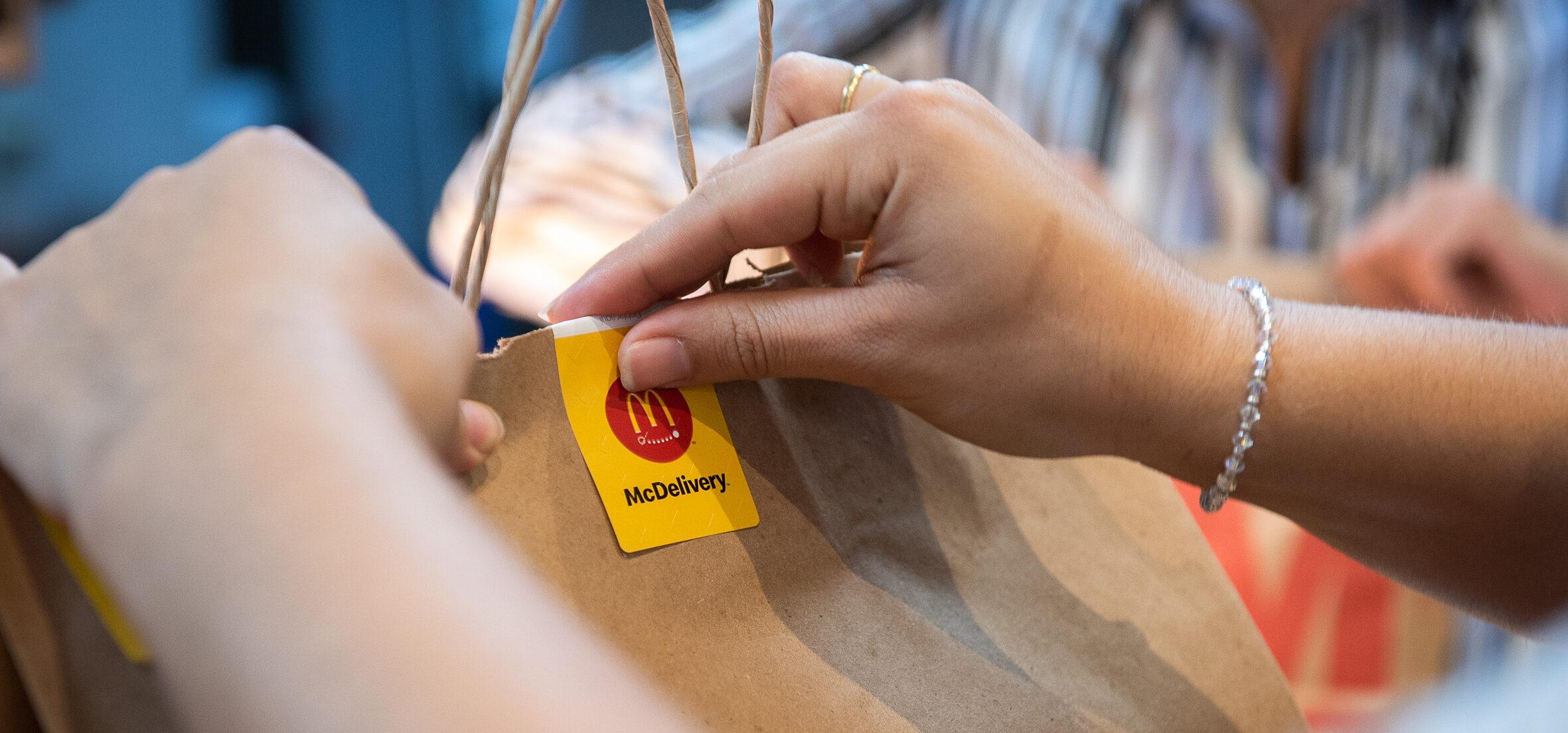 [Argentina] McDonald's presenta la campaña Get Ready with McDelivery, que ofrecerá ítems exclusivos de la marca para disfrutar en casa